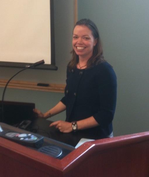 Julia Burco's Exit Seminar