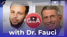 Blog Question Dr Fauci
